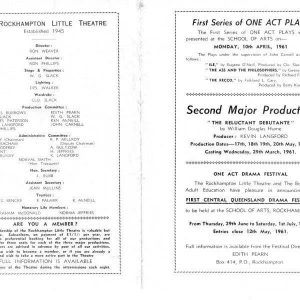 1961 March Arsenic and Old Lace385