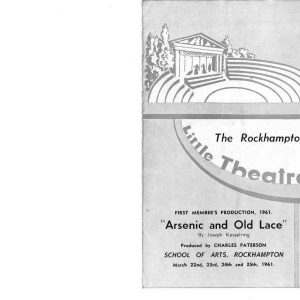 1961 March Arsenic and Old Lace384