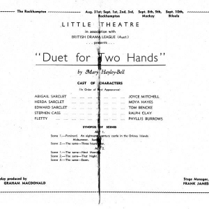 1949 Sept Duet for Two Hands111