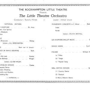 1949 July Orchestral Concert107