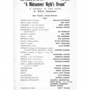 1972 Sept MidSummer Nights Dream267