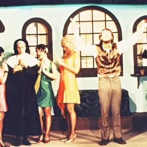 1975 Nuns at Las Vegas