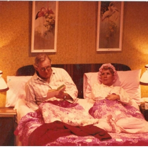 Bedroom Farce 1981-1c
