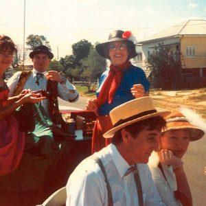 1987 Capricana Parade