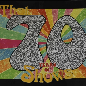 2015 70 year display