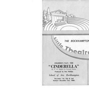 Cinderella 1960