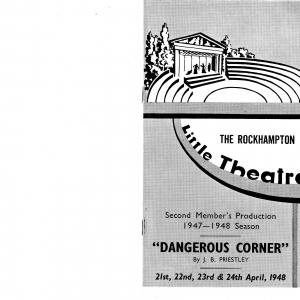 Dangerous Corner 1948