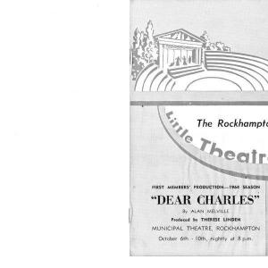 Dear Charles Oct 1964
