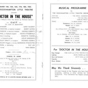 1965 September Doctor in the House101