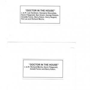 1965 September Doctor in the House104