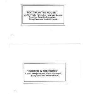 1965 September Doctor in the House110