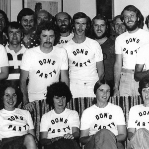 Dons Party 1976