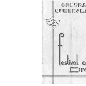 Drama Festival April 1965