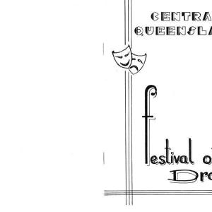 Drama Festival April 1966