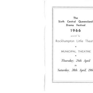 1966 April Drama Festival143