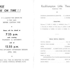 1966 April Drama Festival144