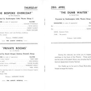 1966 April Drama Festival146