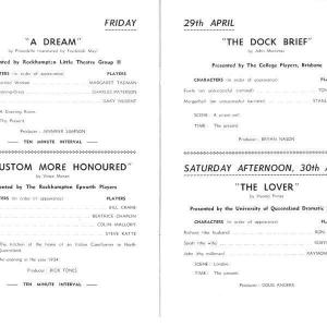 1966 April Drama Festival147