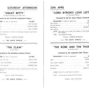 1966 April Drama Festival148