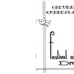 Drama Festival April 1967