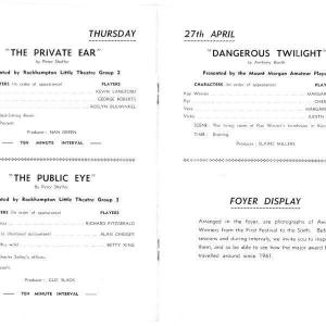 1967 April Drama Festival166