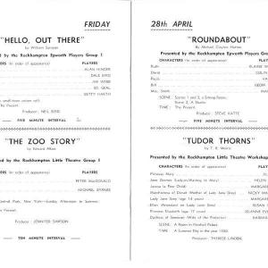 1967 April Drama Festival167