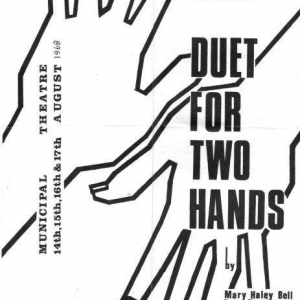 1968 August Duet for 2 Hands199