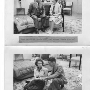 1945 Full House Harold Stiff ad Monte Ellerton, Moya Hayes and Charles Warner