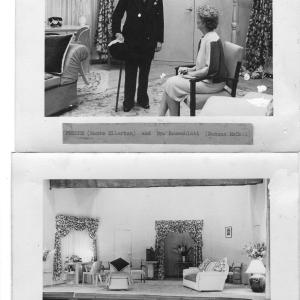 1945 Full House Duncan McColl and Monte Ellerton