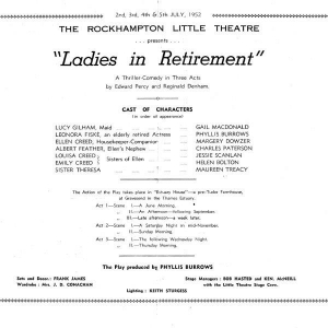 1952 July Ladies in Retirement209