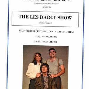 Les Darcy 2010