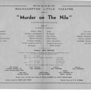 1957 July Murder on the Nile300