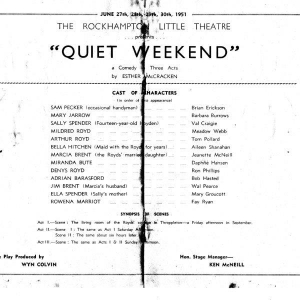 1951 June Quiet Weekend190