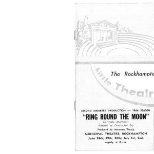 Ring Around the Moon June 1966