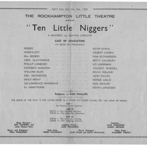 1956 May Ten Little Niggers274