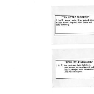 1956 May Ten Little Niggers281