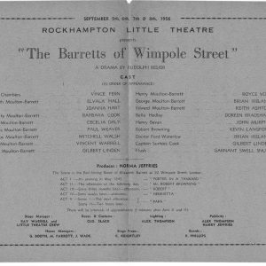 1956 Sept The Barretts of Wimpole Street288