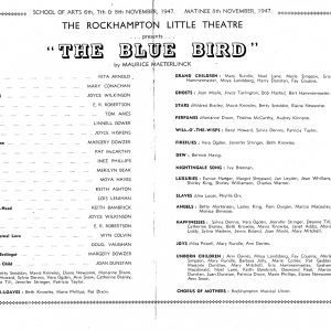 The Blue Bird 1947