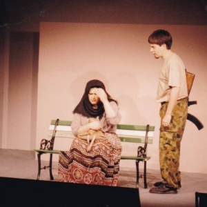 The Children of the Levant (4 x 1 Act plays) 1998