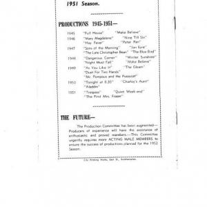 1951 Sept The First Mrs Fraser197