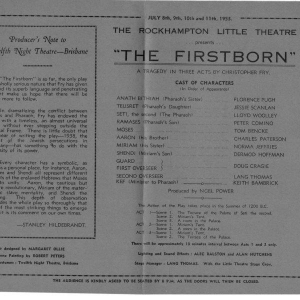 1953 July The Firstborn227