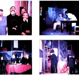 1968 June The Ham Funeral195