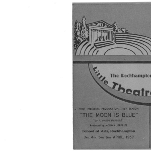 The Moon is Blue 1957