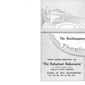 1961 May The Relunctant Debutante388