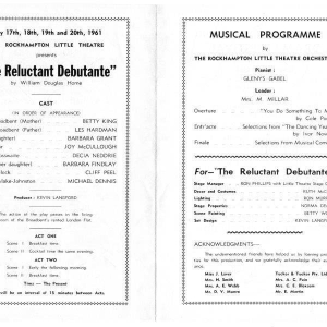 1961 May The Relunctant Debutante390