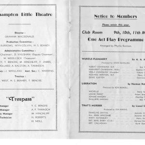 1951 April Trespass184
