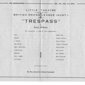 1951 April Trespass185